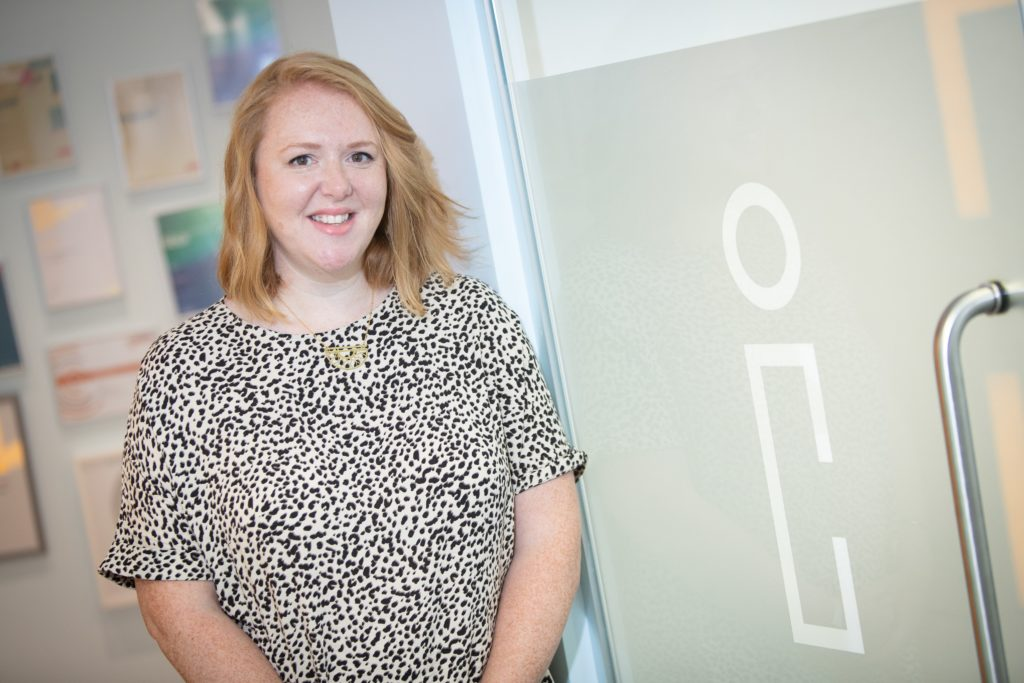 Rhiannon McDowall joins Team IC as a Senior Consultant
